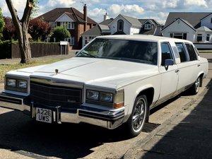 1984 Cadillac Deville V8 stretch limo Rare