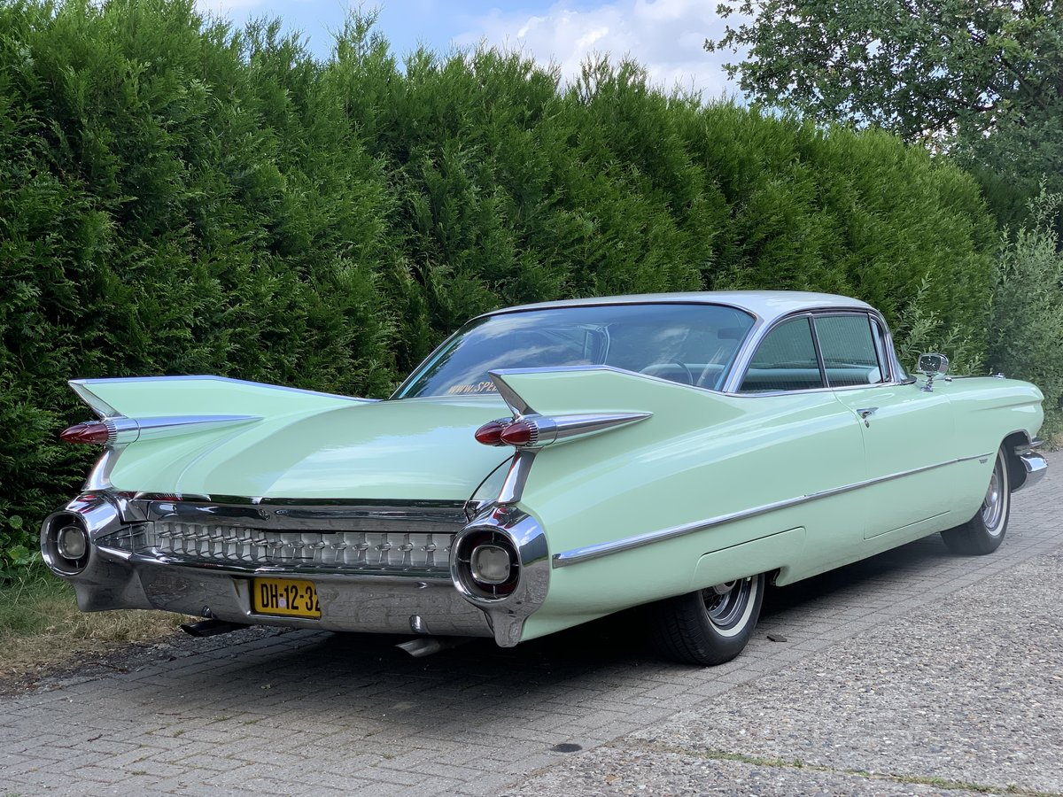 1959 Cadillac Coupe de Ville For Sale (picture 2 of 6)