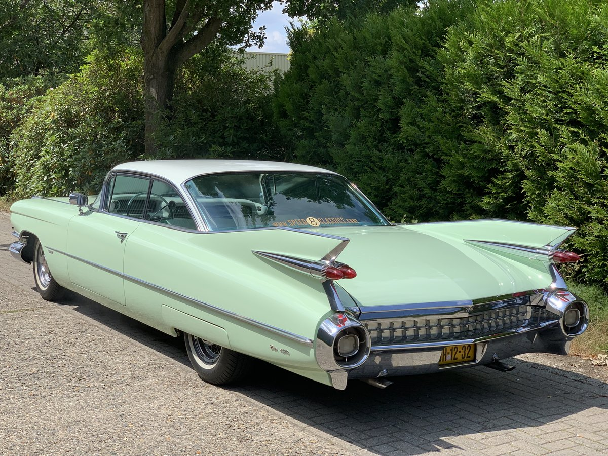 1959 Cadillac Coupe de Ville For Sale (picture 4 of 6)