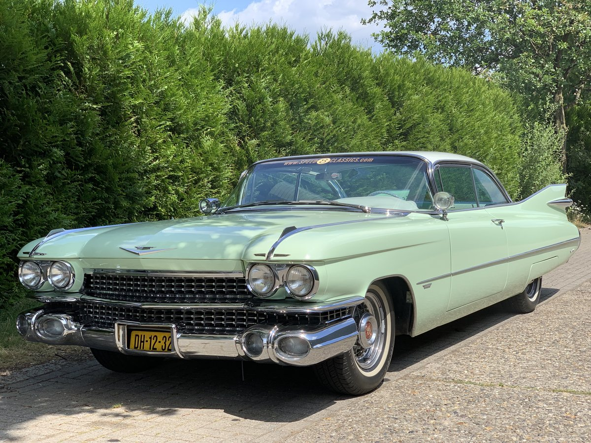 1959 Cadillac Coupe de Ville For Sale (picture 5 of 6)