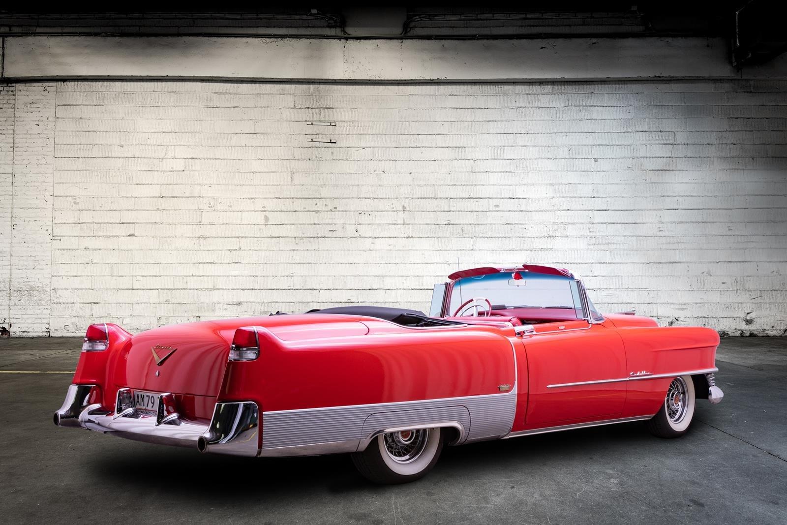 Cadillac Eldorado Convertible 6,5L 1954 For Sale (picture 2 of 6)