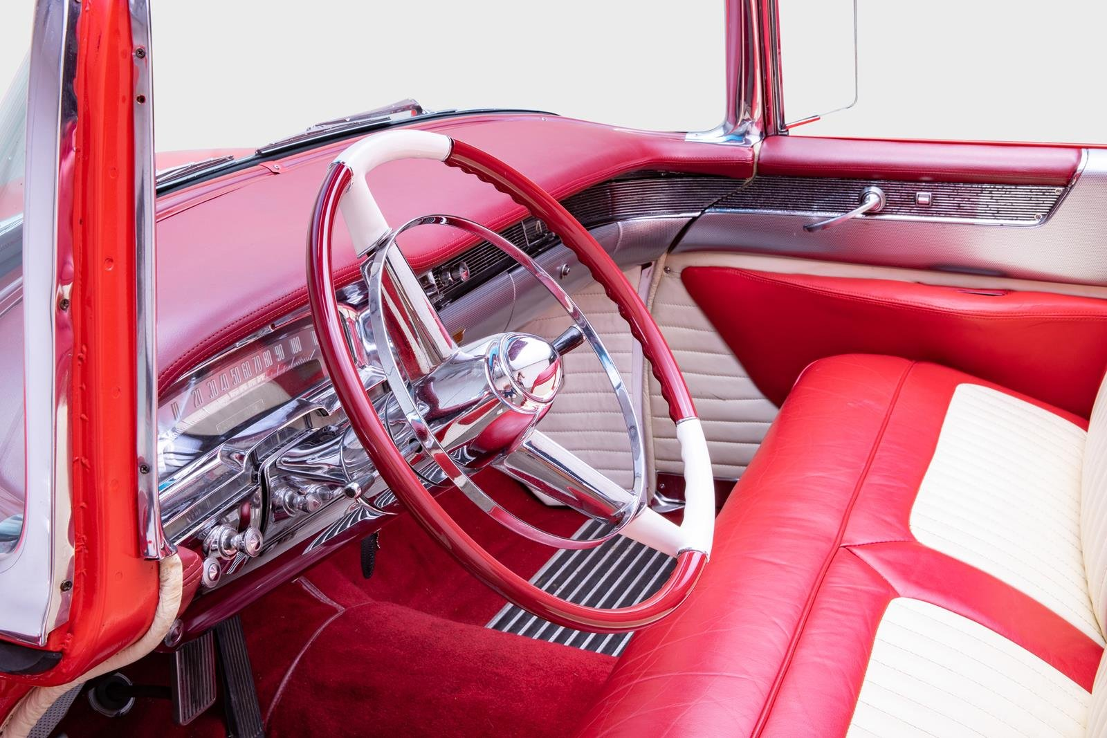 Cadillac Eldorado Convertible 6,5L 1954 For Sale (picture 3 of 6)