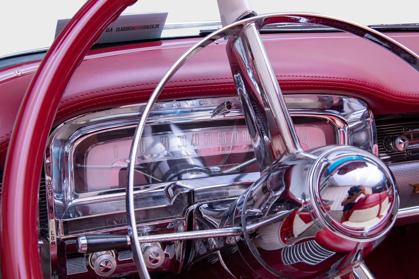 Cadillac Eldorado Convertible 6,5L 1954 For Sale (picture 5 of 6)