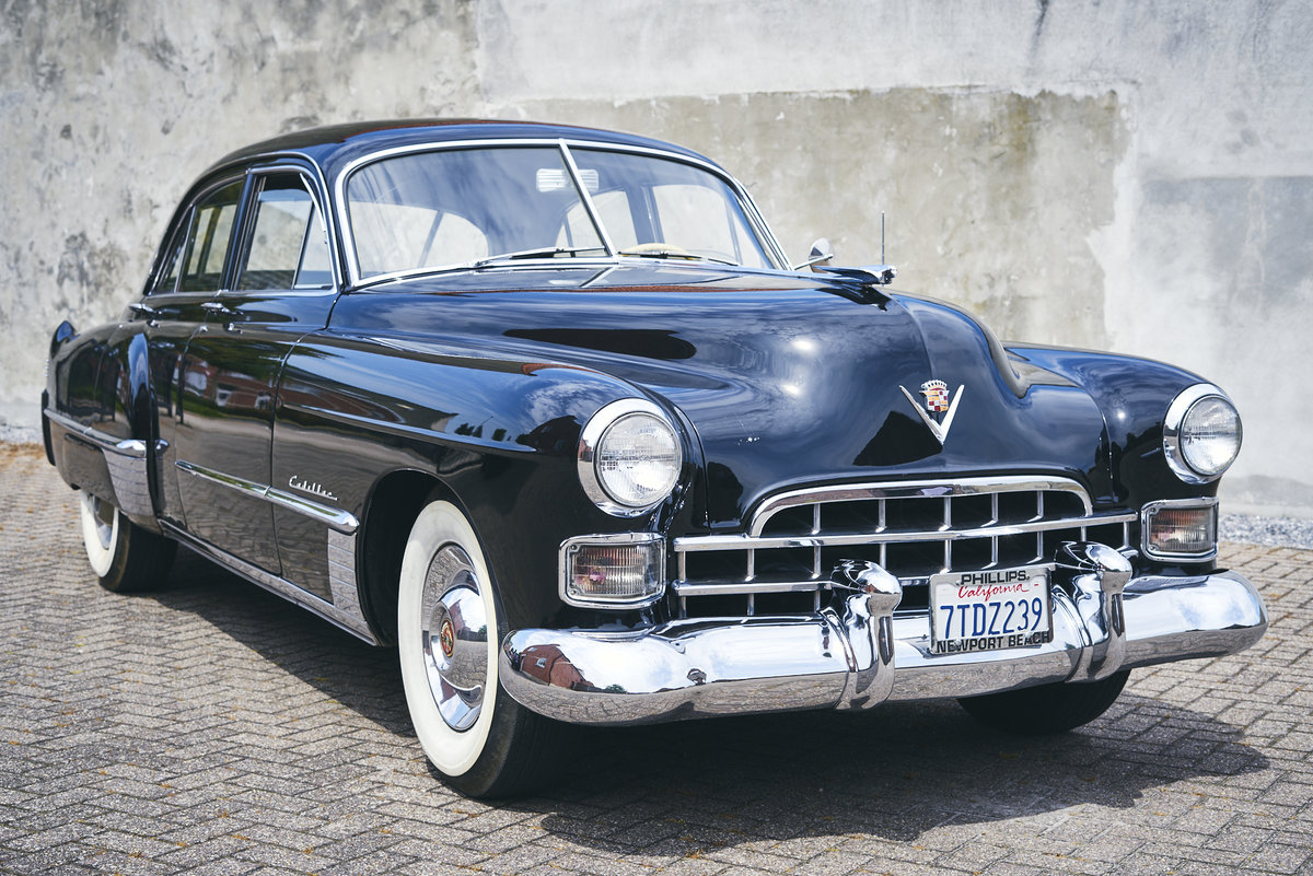 Original 1948 Cadillac Sedan Series 60 Special For Sale (picture 1 of 6)
