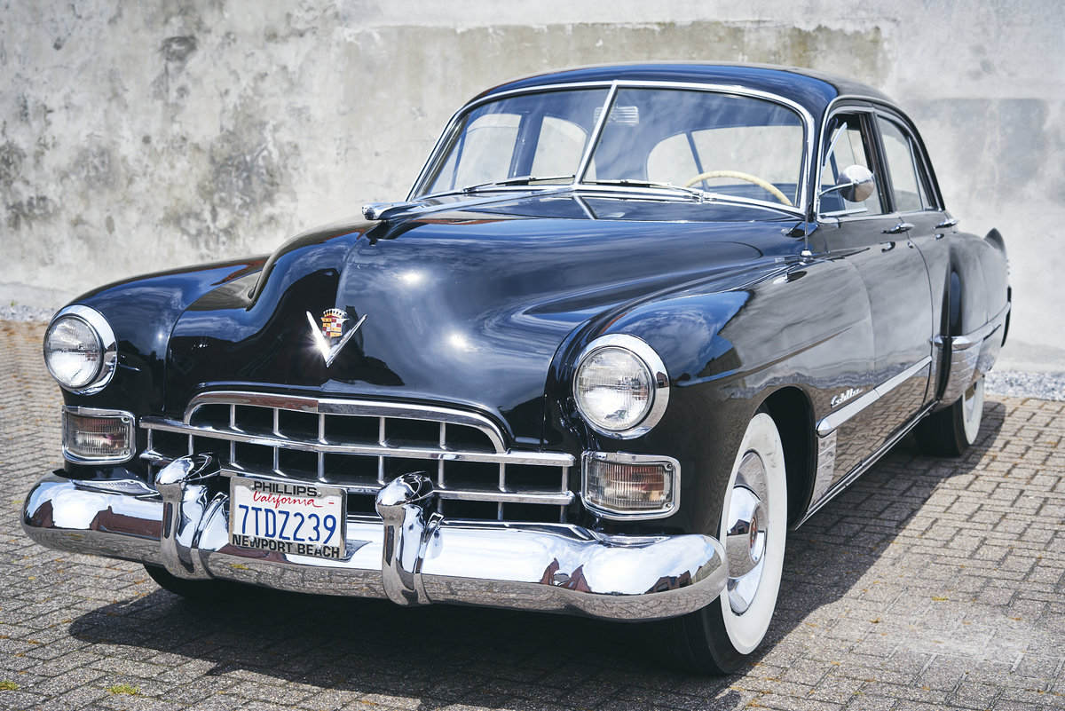 Original 1948 Cadillac Sedan Series 60 Special For Sale (picture 2 of 6)