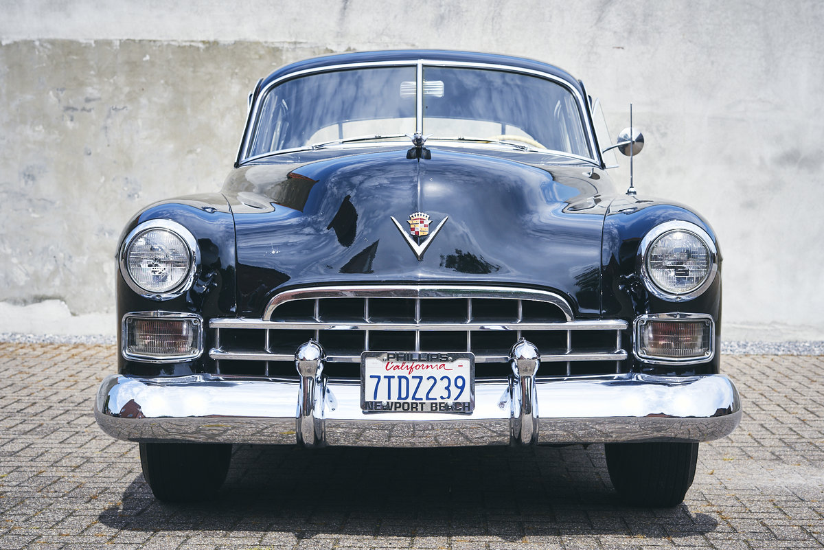 Original 1948 Cadillac Sedan Series 60 Special For Sale (picture 3 of 6)