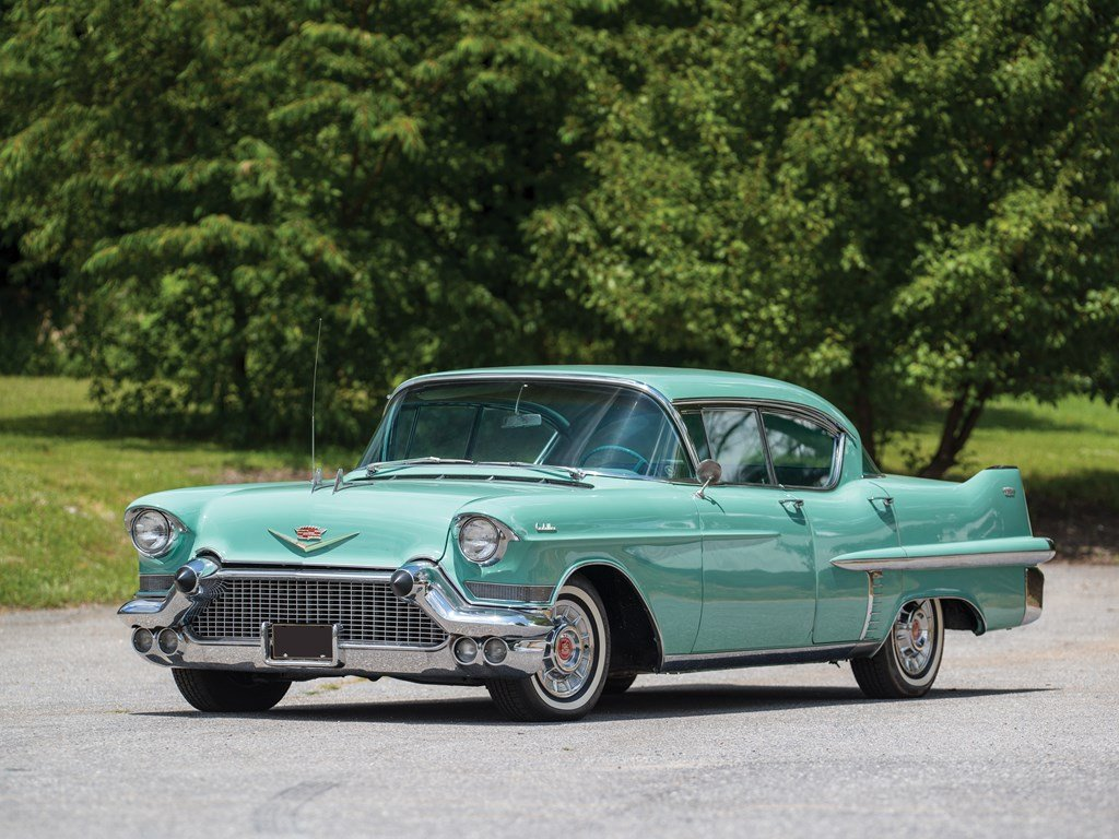 1957 Cadillac Series 62 Hardtop Sedan  For Sale by Auction (picture 1 of 6)