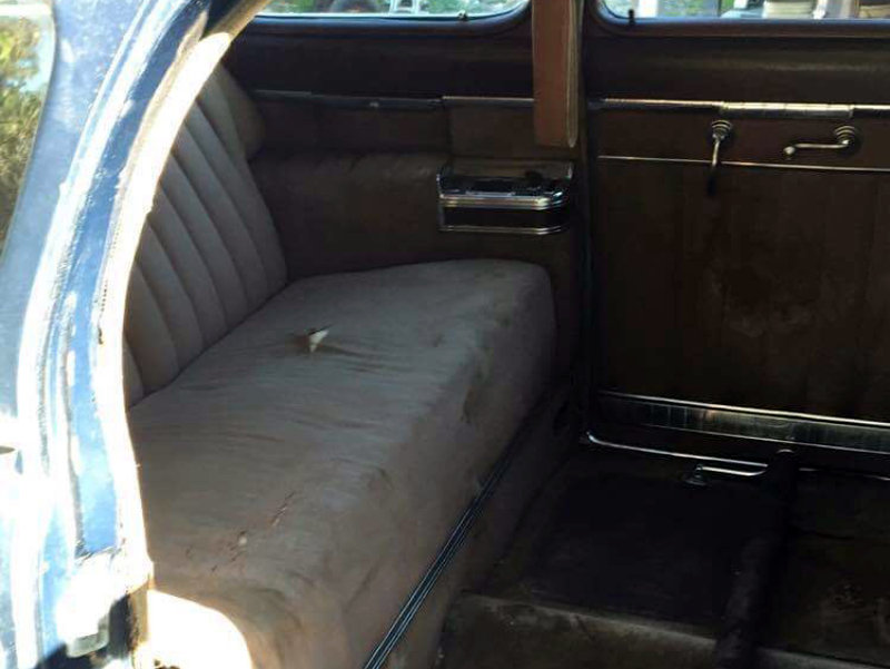 1941 Cadillac Series 62 Formal Limousine For Sale (picture 5 of 6)