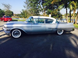 1957 Cadillac Fleetwood 60 Special 4DR HT For Sale
