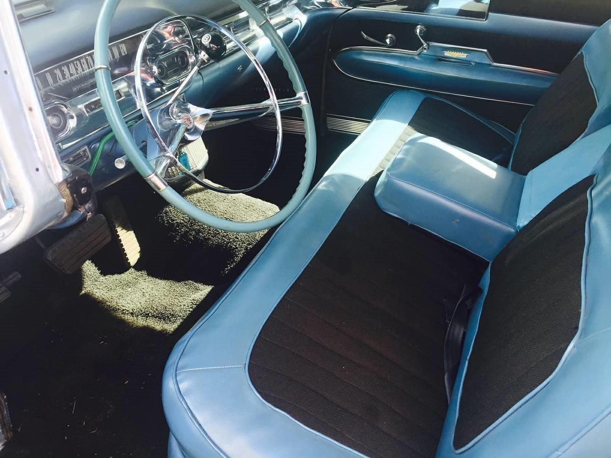 1957 Cadillac Fleetwood 60 Special 4DR HT For Sale (picture 5 of 6)