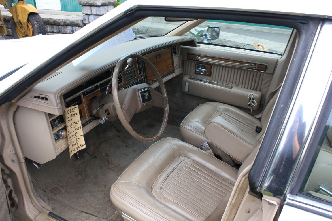 1981 Cadillac 4 Dr. - Lot 603 For Sale by Auction (picture 4 of 4)