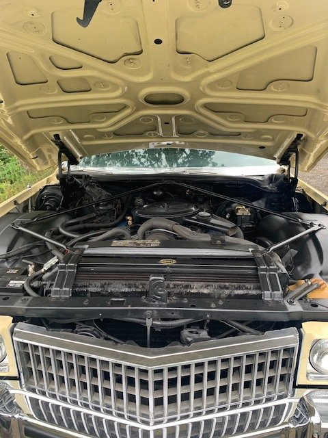 1973 Cadillac Fleetwood Brougham For Sale (picture 4 of 6)