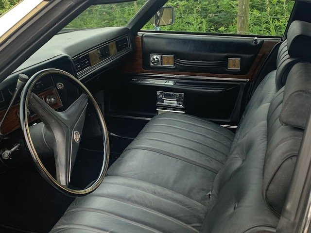 1973 Cadillac Fleetwood Brougham For Sale (picture 5 of 6)
