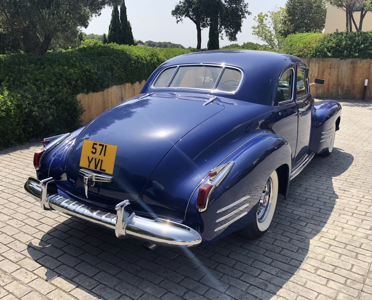 1941 Fastback 2 door coupe - rare & stunning condition For Sale (picture 3 of 6)