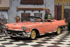 1958 Cadillac Eldorado Biarritz Convertible For Sale by Auction