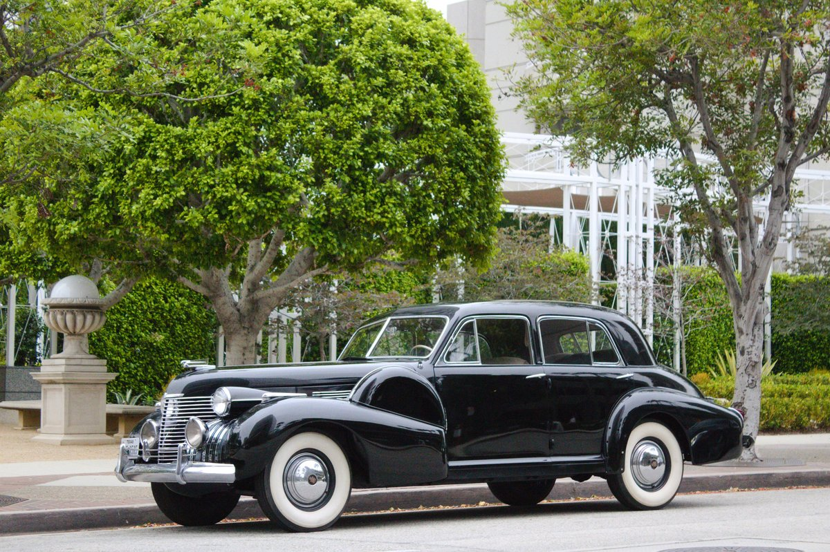 1940 CADILLAC 60 SPECIAL For Sale (picture 1 of 6)
