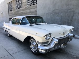 1957 CADILLAC SERIES 62 SEDAN DEVILLE For Sale