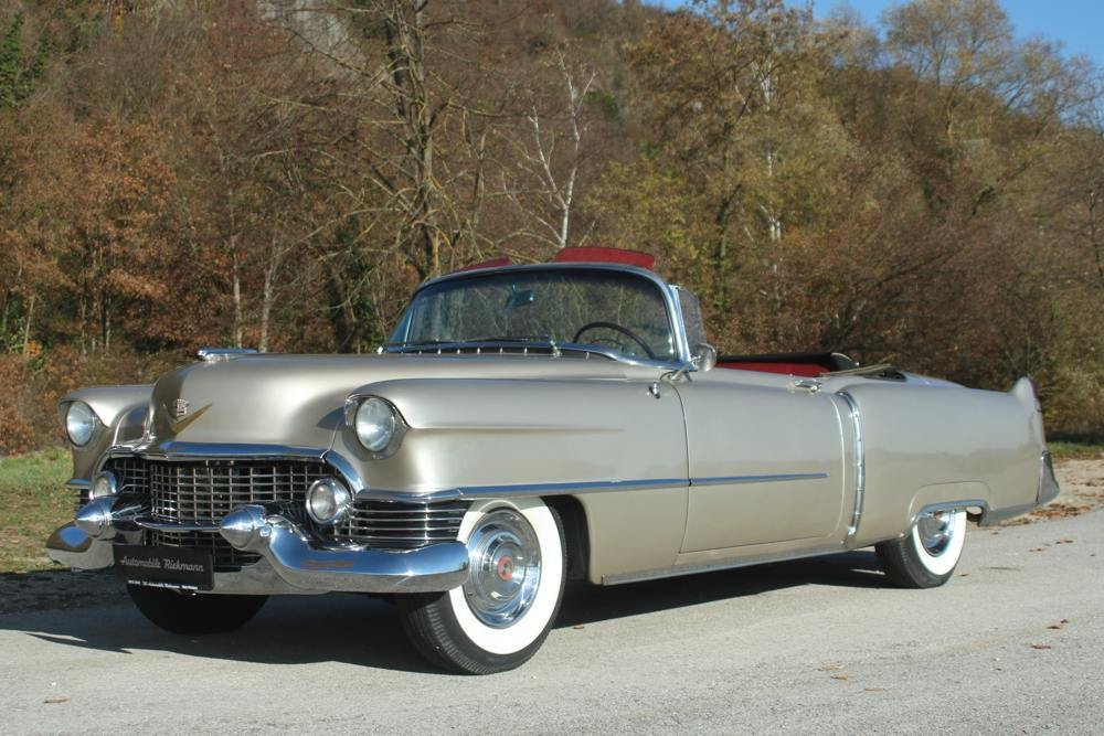 1954 Cadillac Convertible  For Sale (picture 1 of 6)