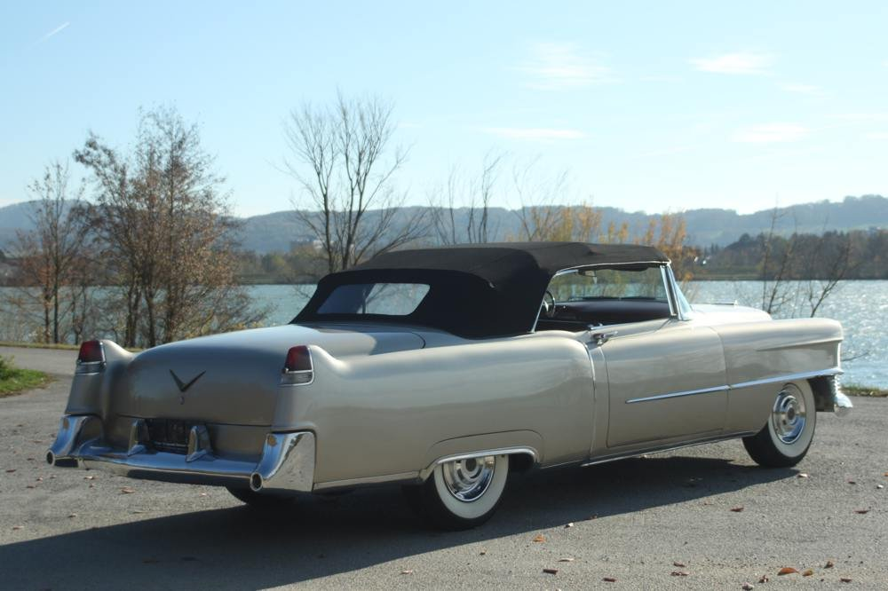 1954 Cadillac Convertible  For Sale (picture 3 of 6)