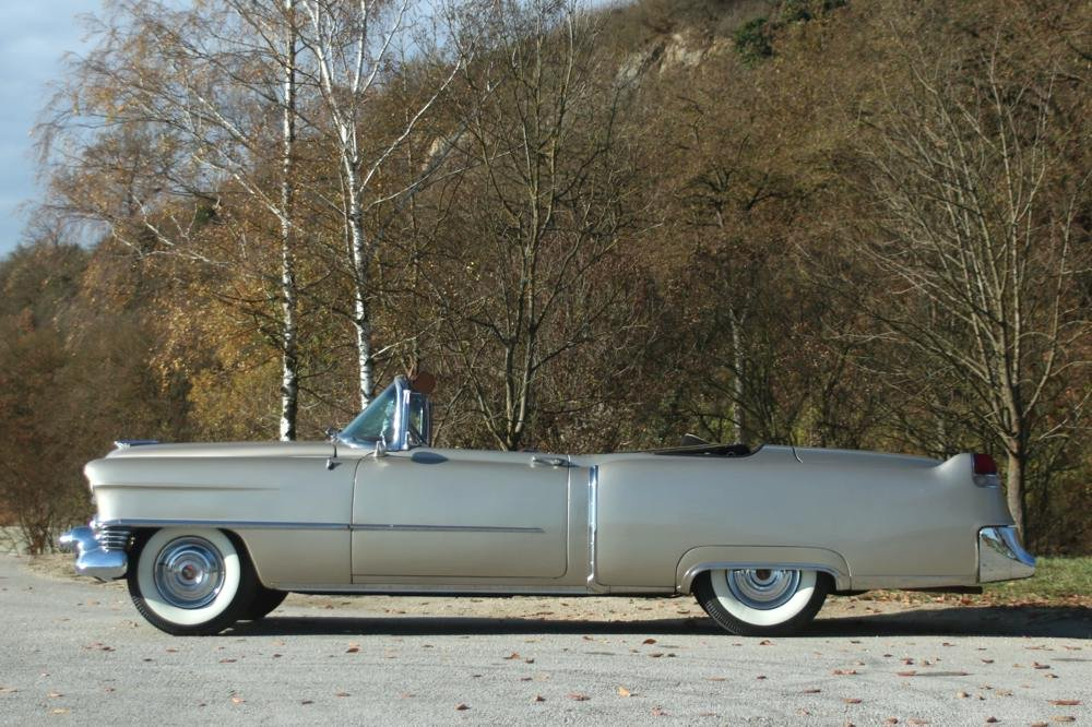 1954 Cadillac Convertible  For Sale (picture 4 of 6)