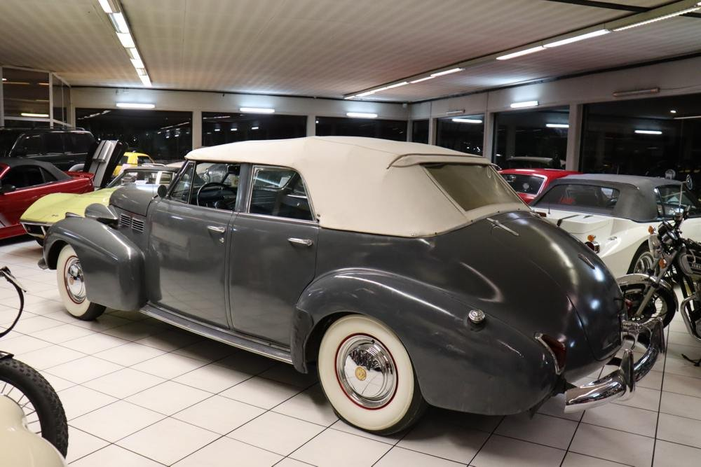 1940 Cadillac Convertible Sedan  For Sale (picture 3 of 6)