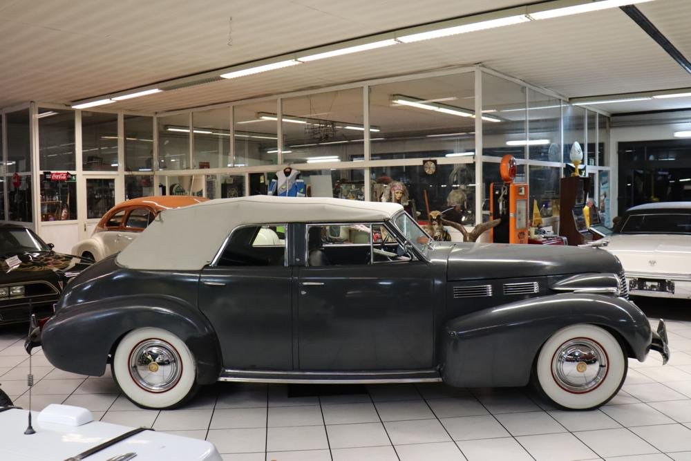 1940 Cadillac Convertible Sedan  For Sale (picture 4 of 6)
