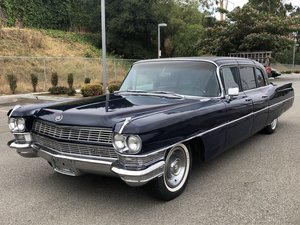 1965 CADILLAC FLEETWOOD LIMO SERIES 75 For Sale