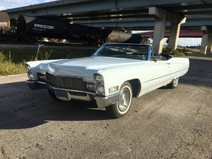 1968 Cadillac DeVille (Fort Lauderdale, FL) $29,900 obo For Sale