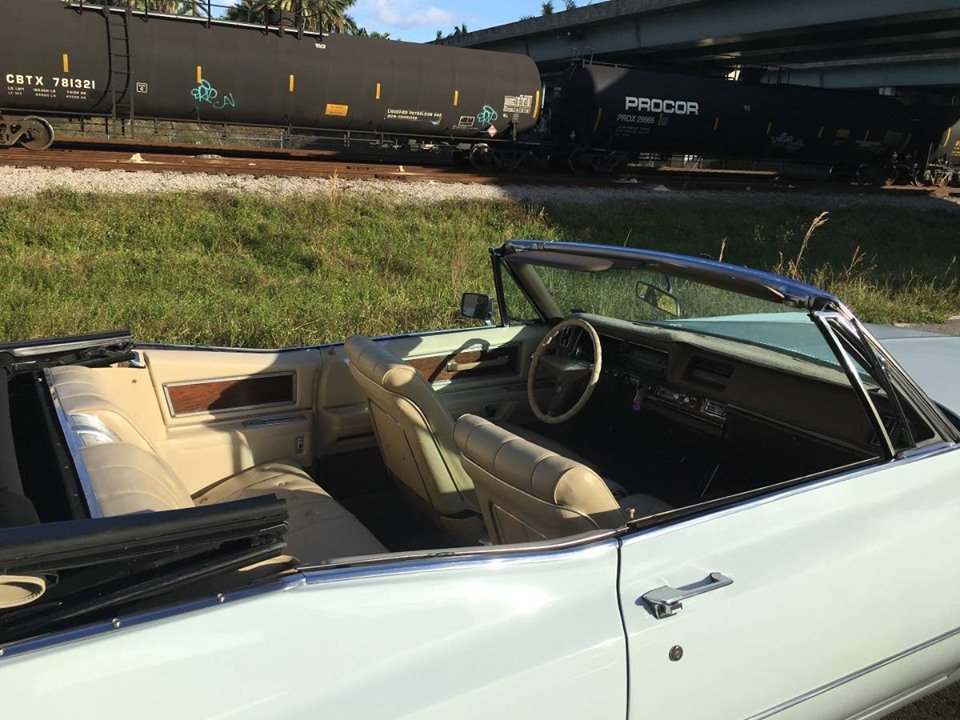 1968 Cadillac DeVille (Fort Lauderdale, FL) $29,900 obo For Sale (picture 3 of 6)