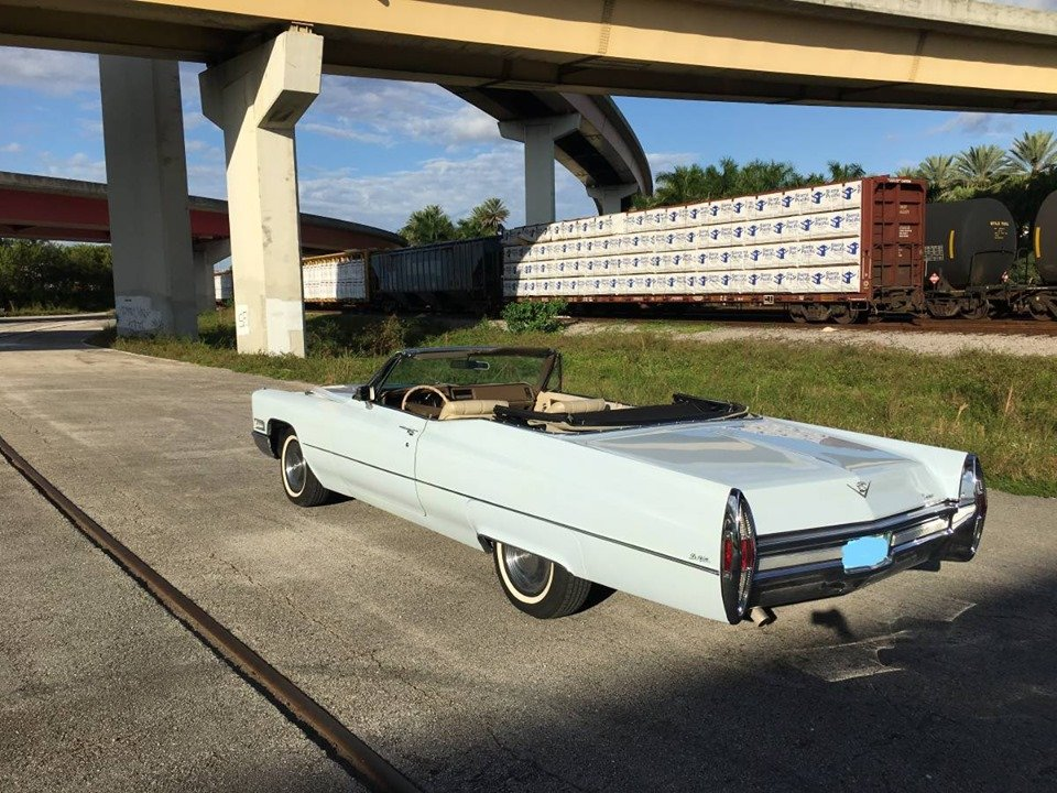 1968 Cadillac DeVille (Fort Lauderdale, FL) $29,900 obo For Sale (picture 4 of 6)