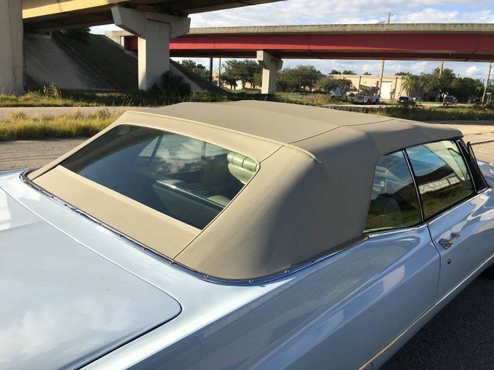 1968 Cadillac DeVille (Fort Lauderdale, FL) $29,900 obo For Sale (picture 6 of 6)