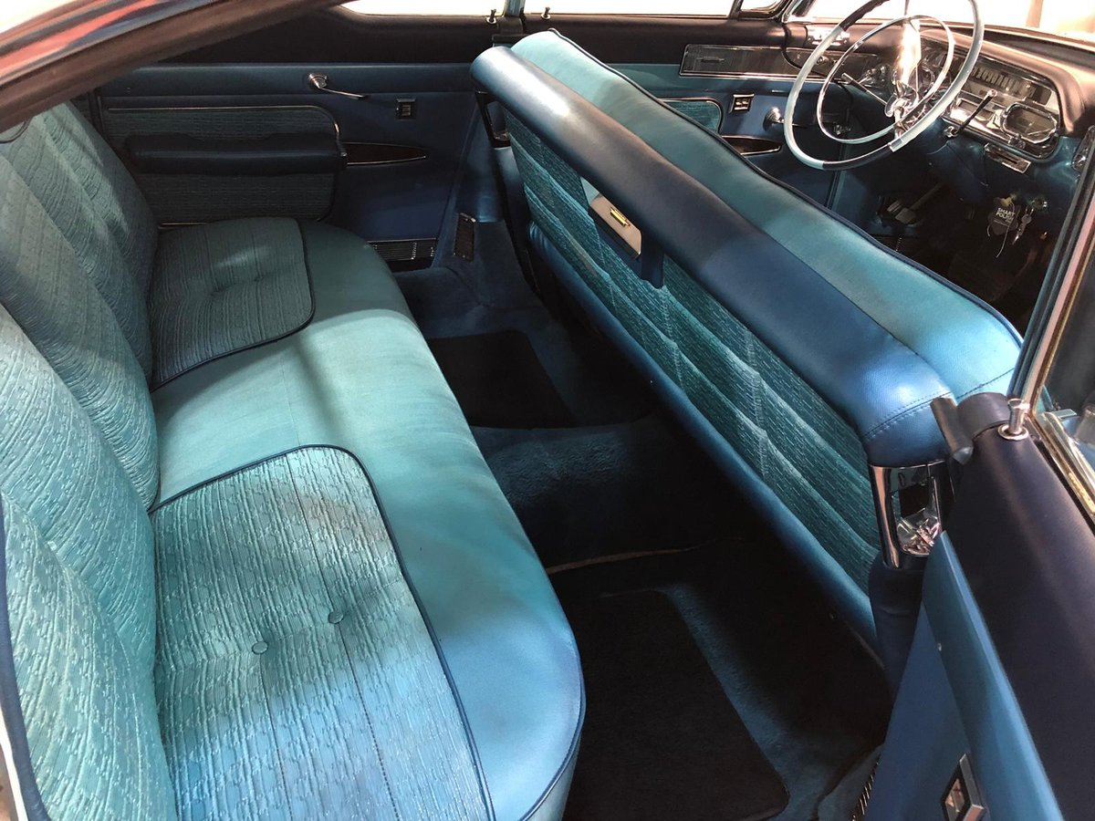 1958 Cadillac extended deck For Sale (picture 5 of 6)