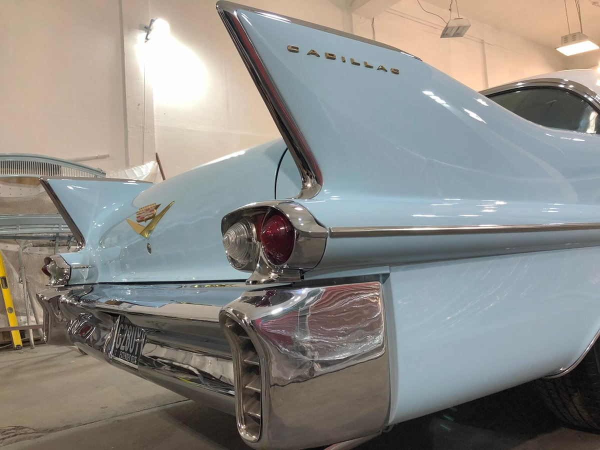 1958 Cadillac extended deck For Sale (picture 6 of 6)
