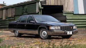 1996 Cadillac Fleetwood 'Triple-Black Edition'