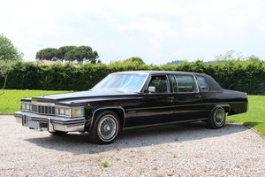 1977 Cadillac Fleetwood Limousine  For Sale