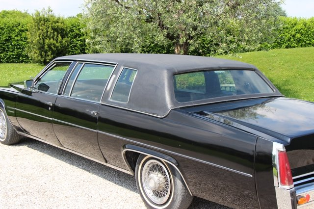 1977 Cadillac Fleetwood Limousine  For Sale (picture 6 of 6)