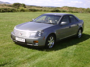 2005 Cadillac CTS V6 LPG For Sale