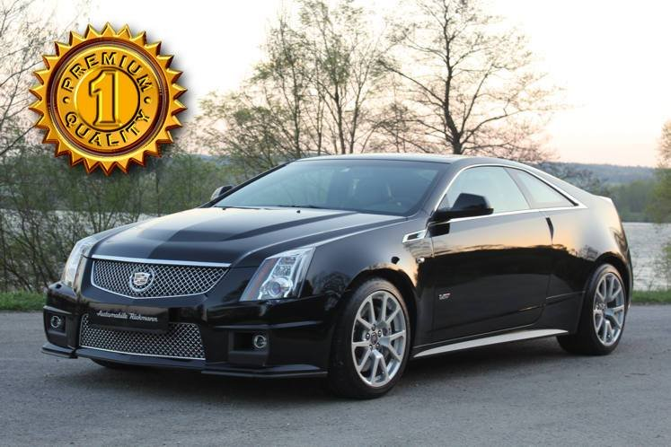Cadillac CTS-V Coupe 2011 For Sale (picture 1 of 6)