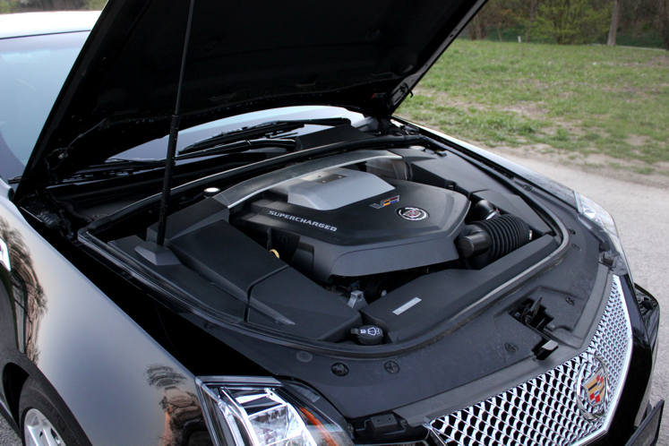 Cadillac CTS-V Coupe 2011 For Sale (picture 6 of 6)