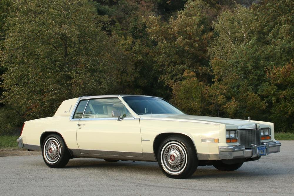 1981 Cadillac Eldorado Biarritz 6.0 Liter V8 For Sale (picture 2 of 6)