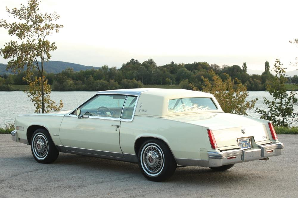 1981 Cadillac Eldorado Biarritz 6.0 Liter V8 For Sale (picture 3 of 6)