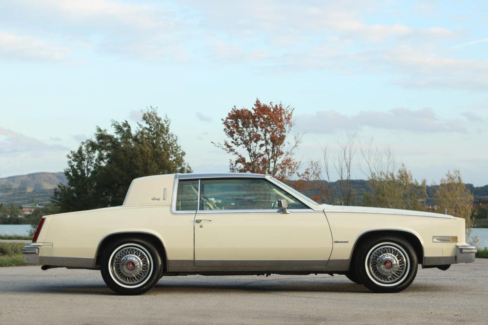 1981 Cadillac Eldorado Biarritz 6.0 Liter V8 For Sale (picture 4 of 6)