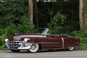 1953 CADILLAC SERIES 62 CONVERTIBLE For Sale