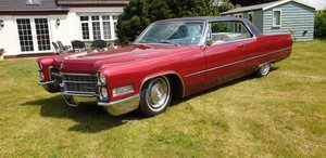 1966 Cadillac Coupe DeVille For Sale by Auction