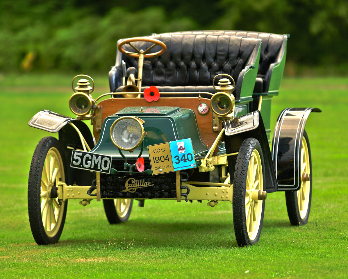 1904 Cadillac Model B 8.25hp Surrey SOLD (picture 1 of 6)