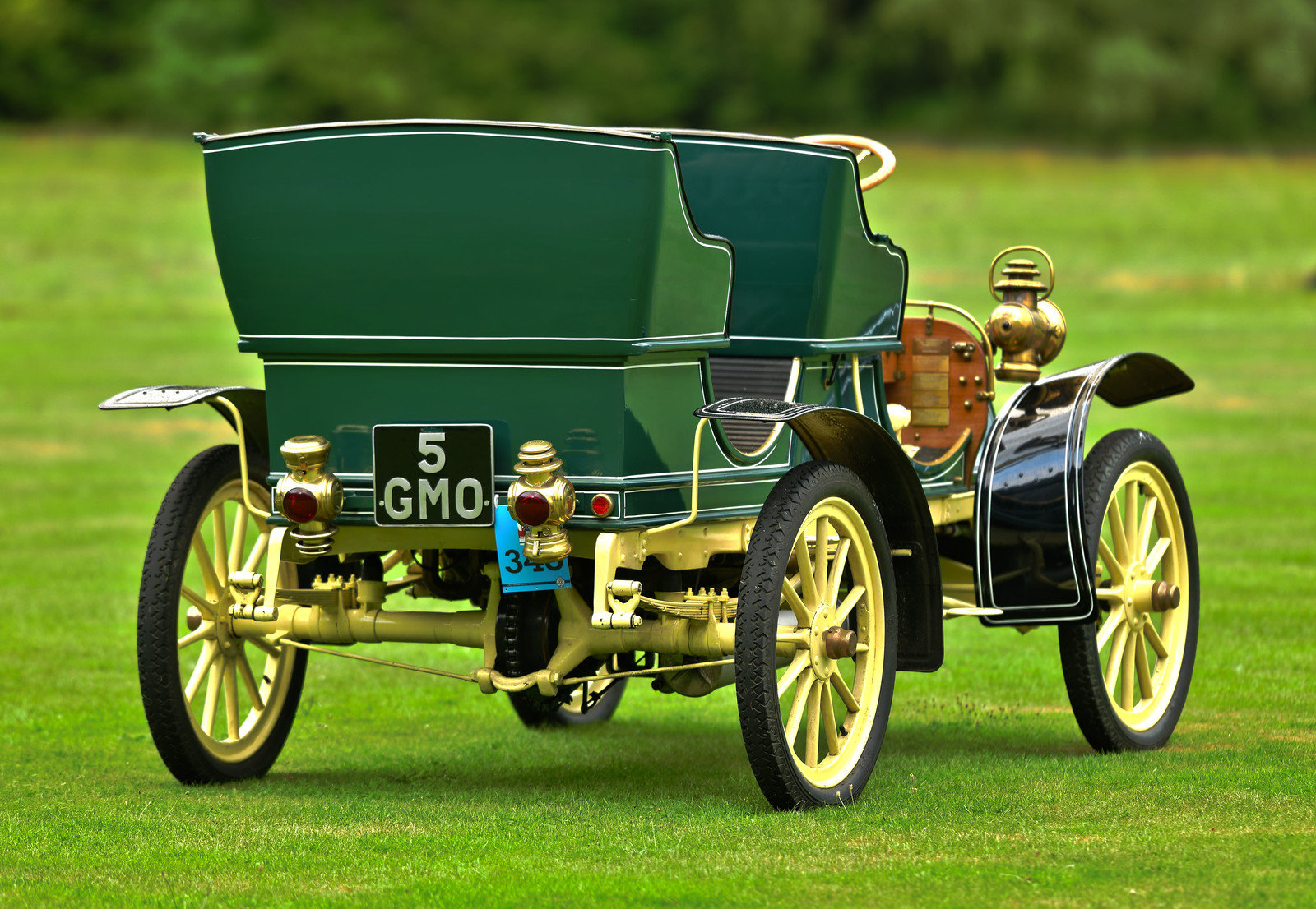 1904 Cadillac Model B 8.25hp Surrey SOLD (picture 2 of 6)