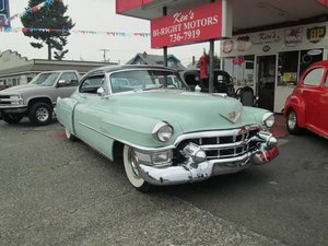 1953 Cadillac Coupe - Lot 645