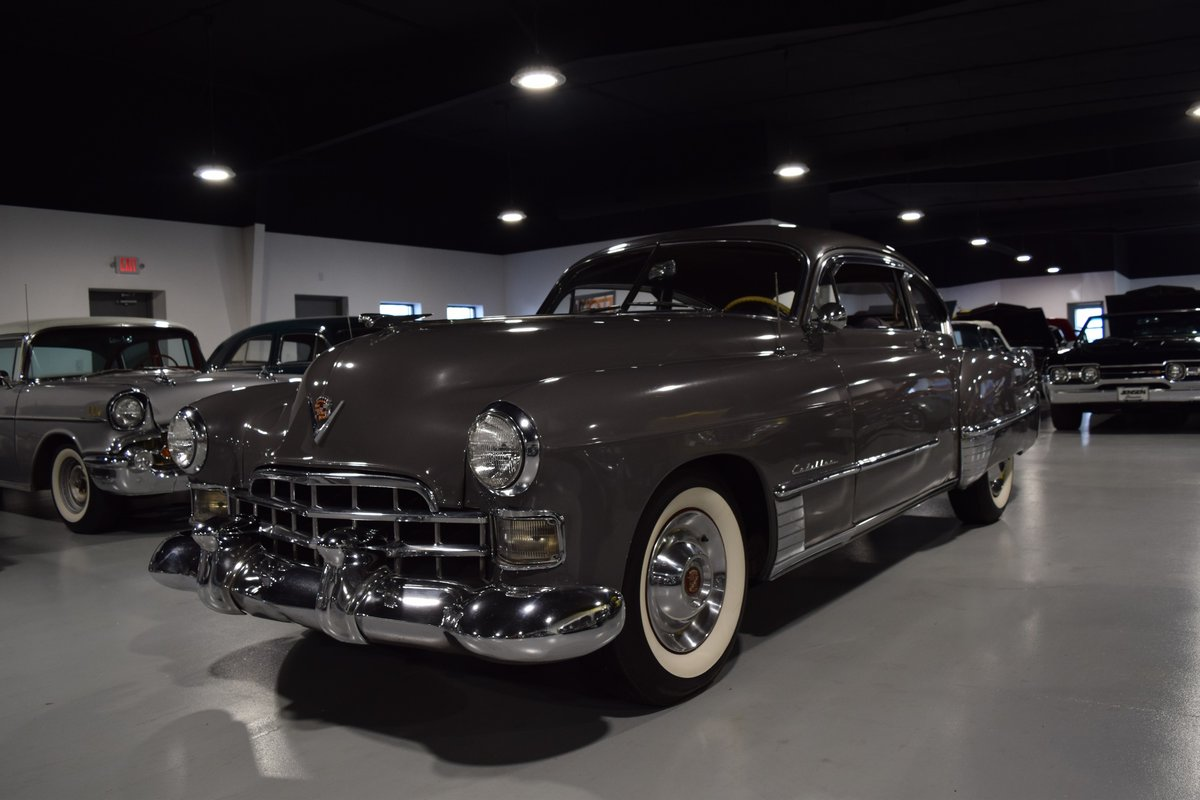 1948 Cadillac Series 62 Club Coupe For Sale (picture 1 of 6)