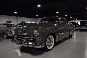 1948 Cadillac Series 62 Club Coupe For Sale