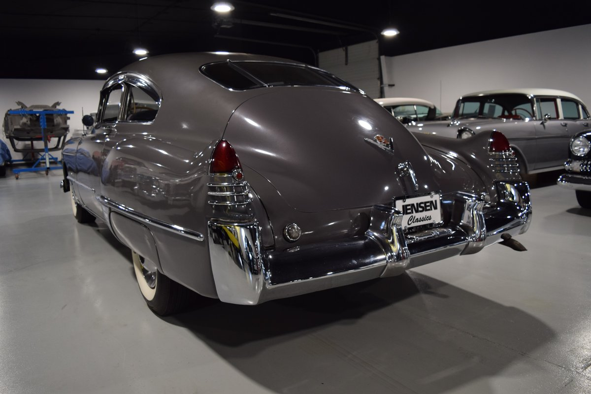 1948 Cadillac Series 62 Club Coupe For Sale (picture 5 of 6)